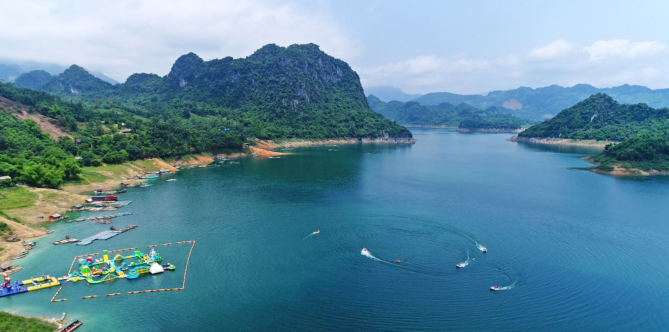 Khu du lịch Quốc gia Hồ Hòa Bình: Điểm tham quan du lịch lý tưởng của du  khách