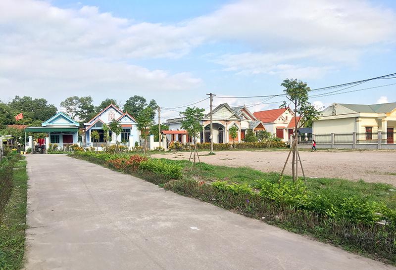 Thành phố Cẩm Phả hoàn thành nhiệm vụ xây dựng nông thôn mới