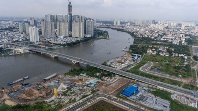 Công bố kết luận thanh tra khu đô thị mới Thủ Thiêm