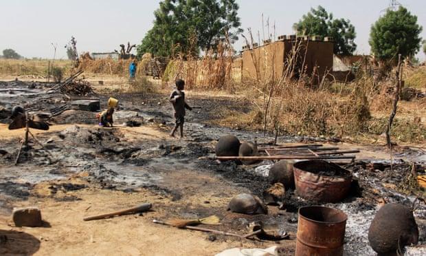 Nhóm khủng bố Boko Haram tiếp tục hoành hành ở Đông Bắc Nigeria