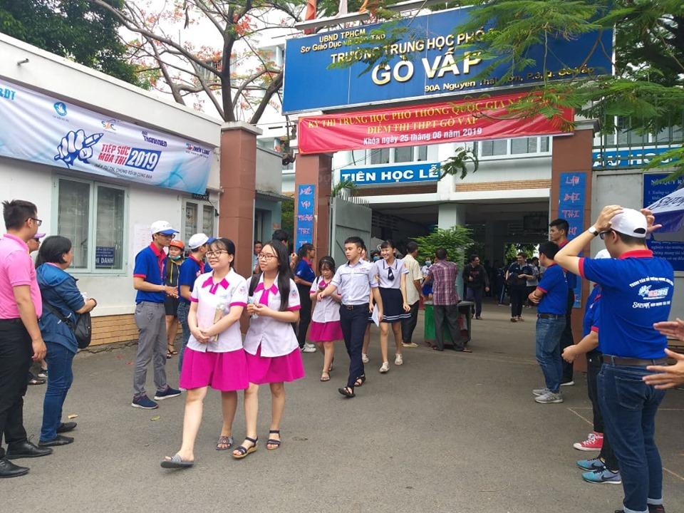 Lãnh đạo Sở GD-ĐT TP Hồ Chí Minh xin lỗi vì sự cố thiếu mã đề thi