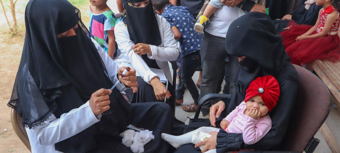 UNICEF nỗ lực đẩy lùi những thông tin sai lệch về vaccine