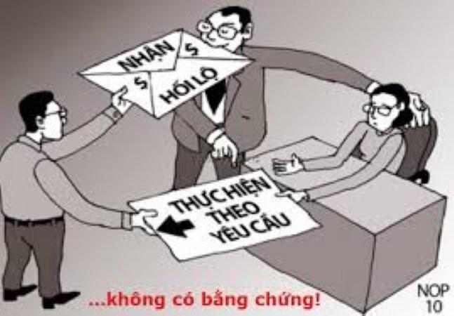Chống tham nhũng trong các cơ quan Phòng chống tham nhũng