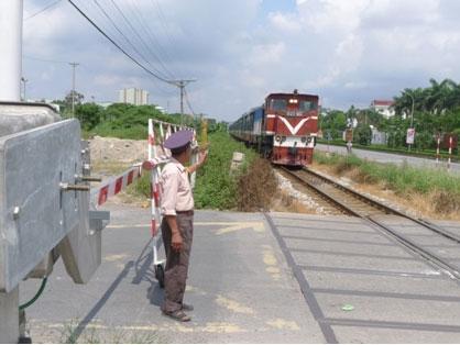 CCB Văn Lâm Vì sự an toàn cho những chuyến tàu