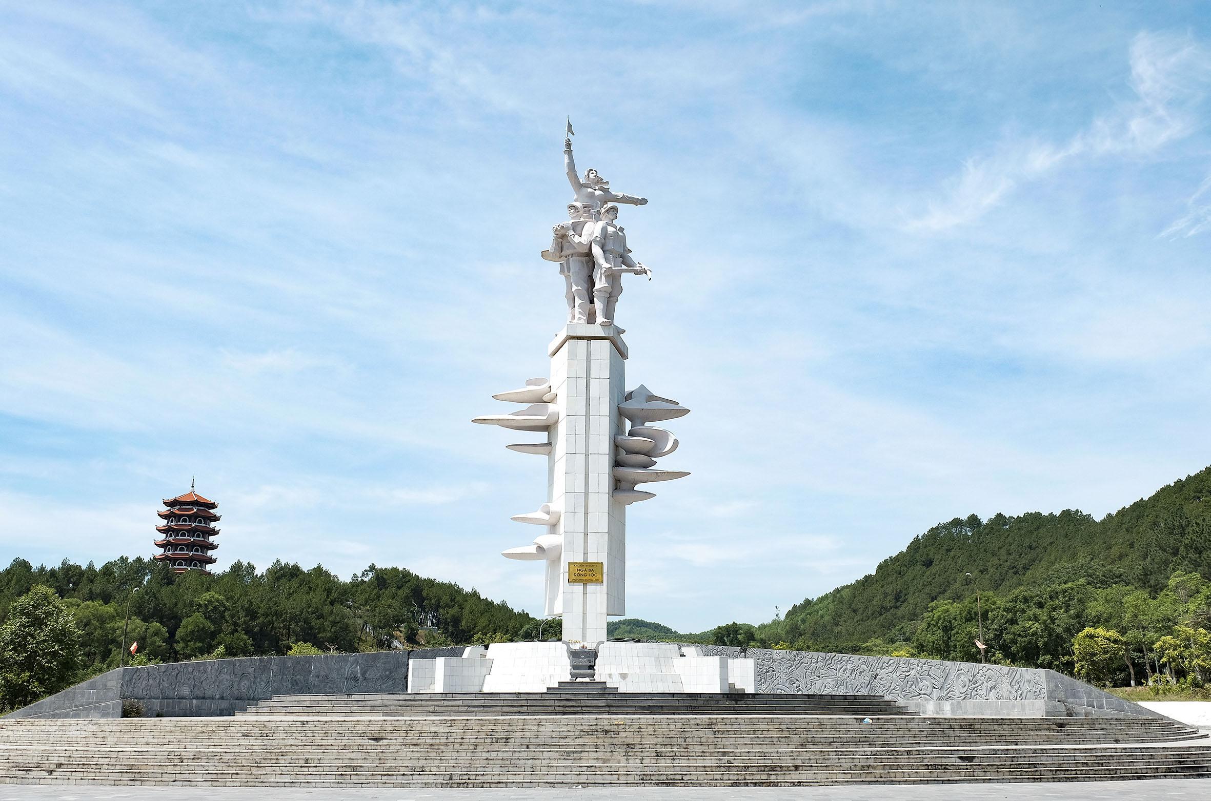 Hào hùng Ngã ba Đồng Lộc