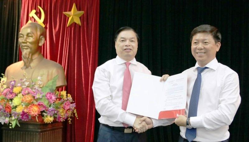 Đồng chí Trần Thanh Lâm giữ chức Vụ trưởng Vụ Báo chí – Xuất bản, Ban Tuyên giáo TW