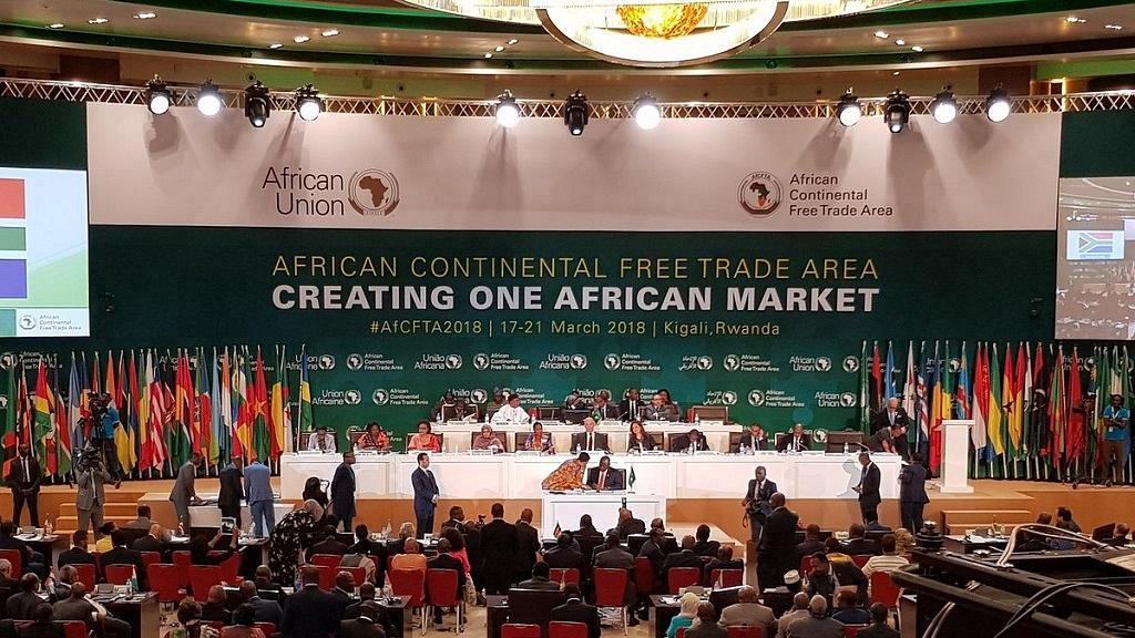 Nigeria sẽ tham gia Hiệp định thương mại tự do khu vực châu Phi