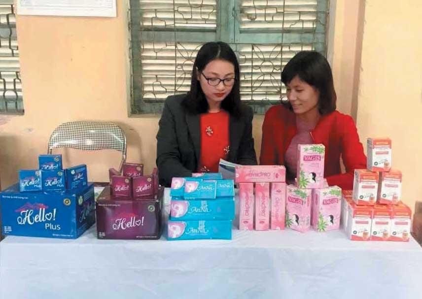 Tuyên Quang Xã hội hóa cung cấp phương tiện tránh thai và dịch vụ kế hoạch hóa gia đình