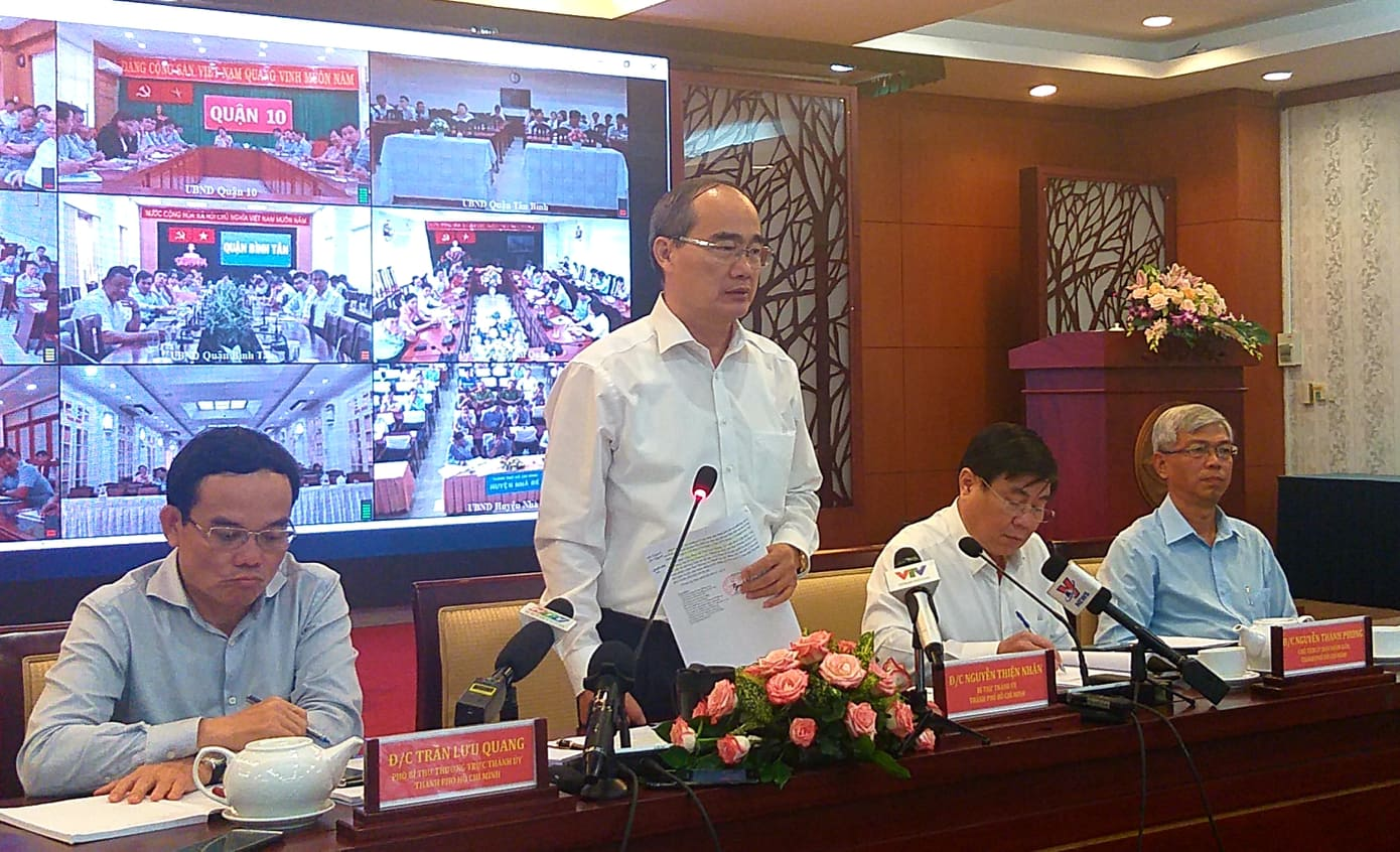 TP Hồ Chí Minh tăng cường quản lý Nhà nước về trật tự xây dựng
