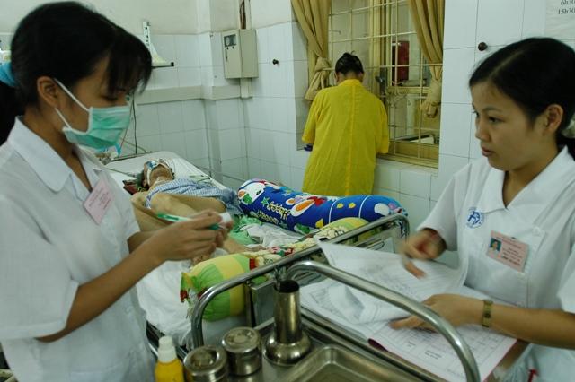 Hà Nội người dân nên chủ động phòng chống dịch bệnh sốt xuất huyết