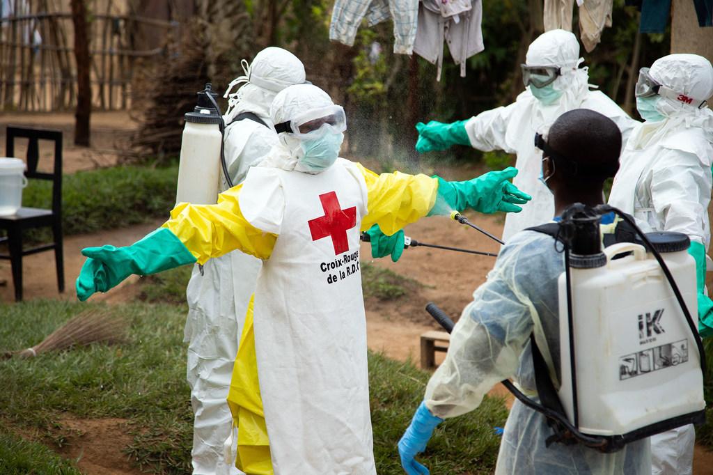 WHO tuyên bố dịch Ebola tái phát là tình hình y tế khẩn cấp