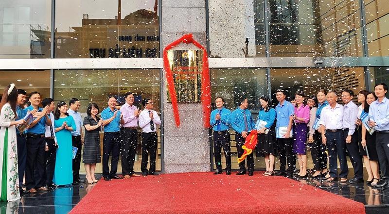 Nhiều hoạt động thiết thực kỷ niệm 90 năm Ngày thành lập Công đoàn Việt Nam
