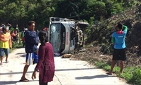 Nhiều trẻ em thiệt mạng trong vụ tai nạn xe tại Philippines