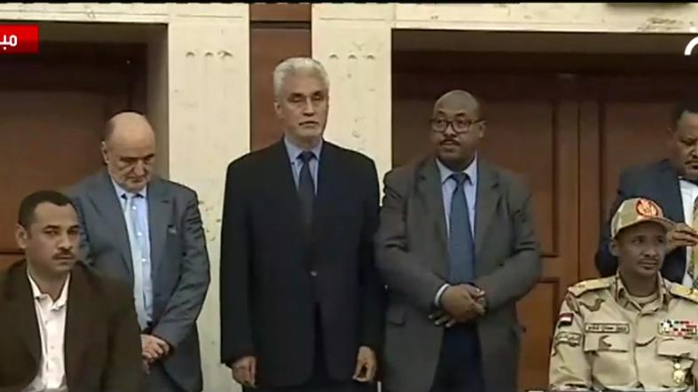 Sudan Các bên đạt được Tuyên bố Chính trị về chia sẻ quyền lực