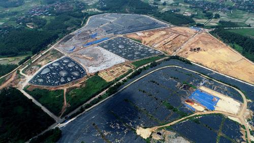 Thống nhất chính sách bồi thường cho dân vùng ảnh hưởng bãi rác tại Sóc Sơn Hà Nội