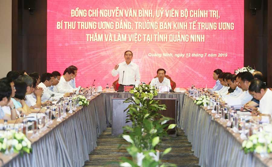 Quảng Ninh cần thu hút đầu tư có chọn lọc để phát triển bền vững