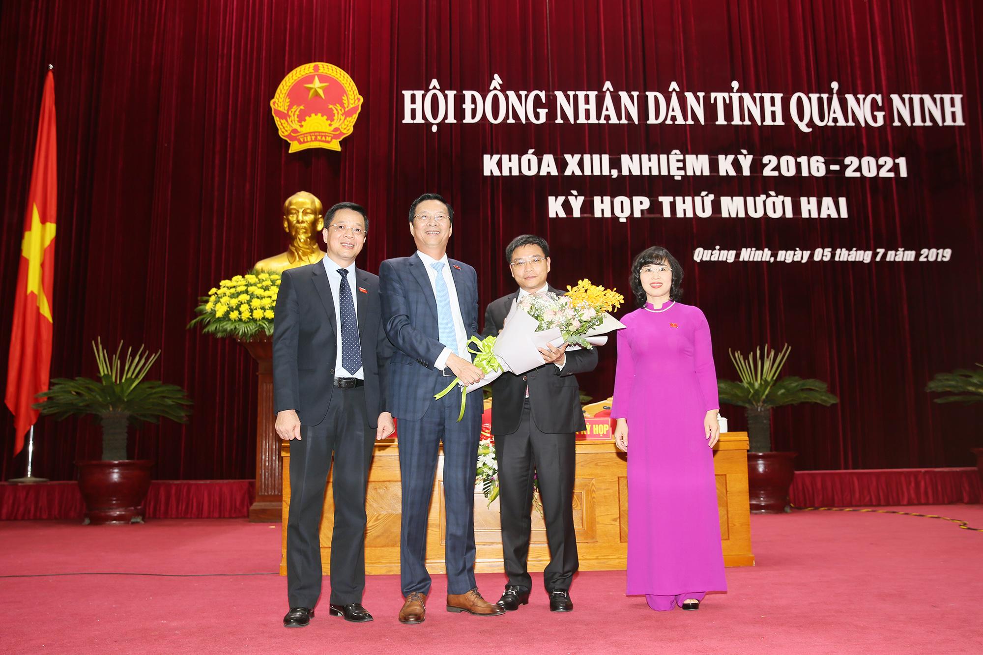 Quảng Ninh có Chủ tịch UBND và HĐND tỉnh mới
