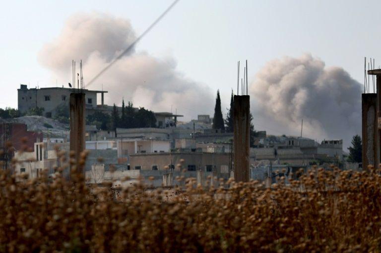 Syria Hơn 100 binh sĩ thiệt mạng trong các cuộc đụng độ