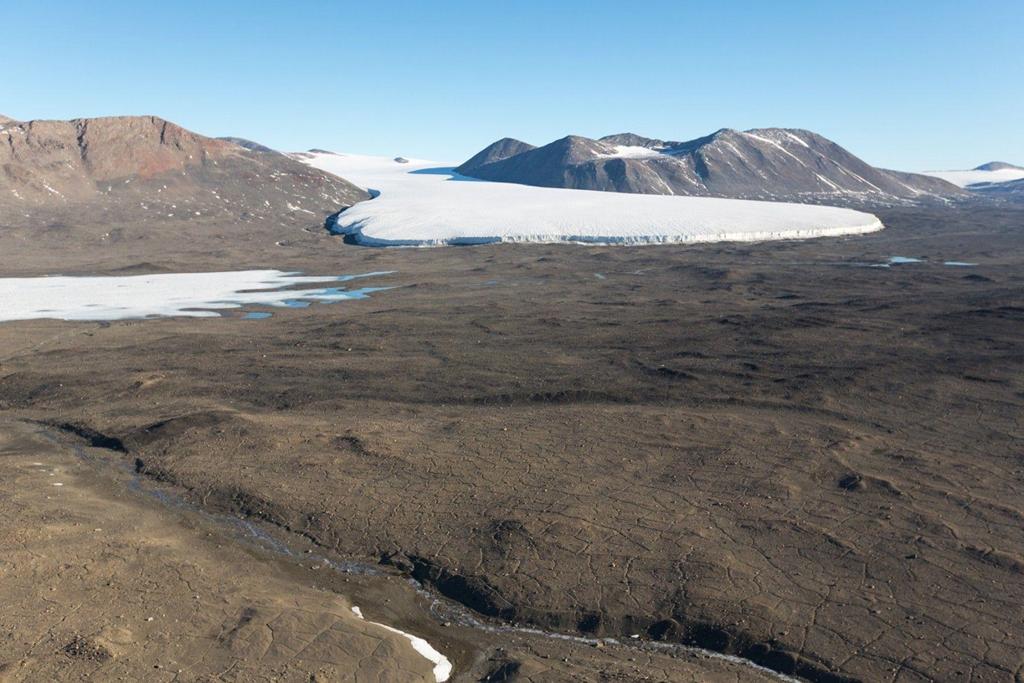 Vùng đất khô nhất trái đất – 2 triệu năm không có mưa