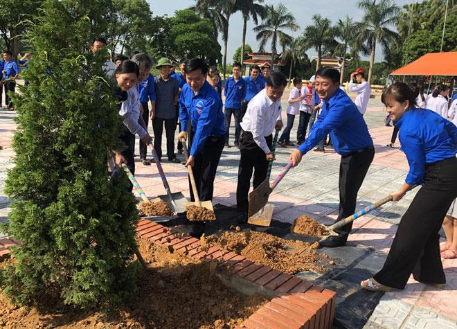 Hành động để Thủ đô thêm xanh