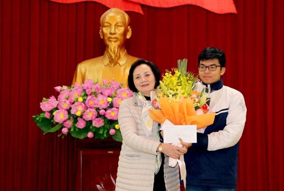 Học sinh Yên Bái giành huy chương Bạc Olympic Hóa học quốc tế