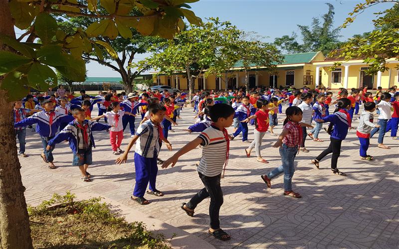 Hà Tĩnh Đẩy mạnh thực hiện BHYT học sinh, sinh viên năm học 2019-2020