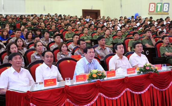 Thái Bình Học chuyên đề toàn tỉnh về 50 năm thực hiện Di chúc của Bác