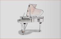 Kayserburg Crystal - chiếc Piano trong suốt như Pha lê lần đầu xuất hiện tại Việt Nam