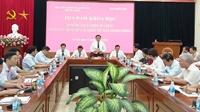 """""""50 năm thực hiện Di chúc của Chủ tịch Hồ Chí Minh về xây dựng Đảng"""""""