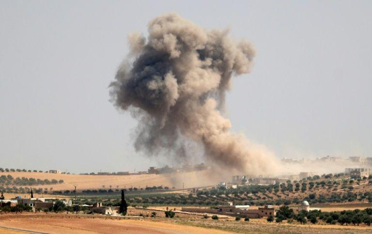 Bạo lực không ngừng leo thang tại Tây Bắc Syria