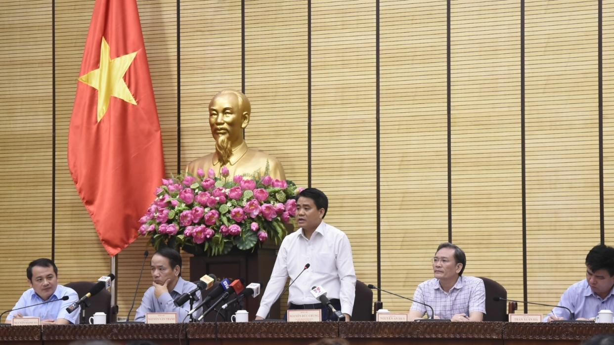 Kết luận của Thanh tra thành phố Hà Nội là chính xác