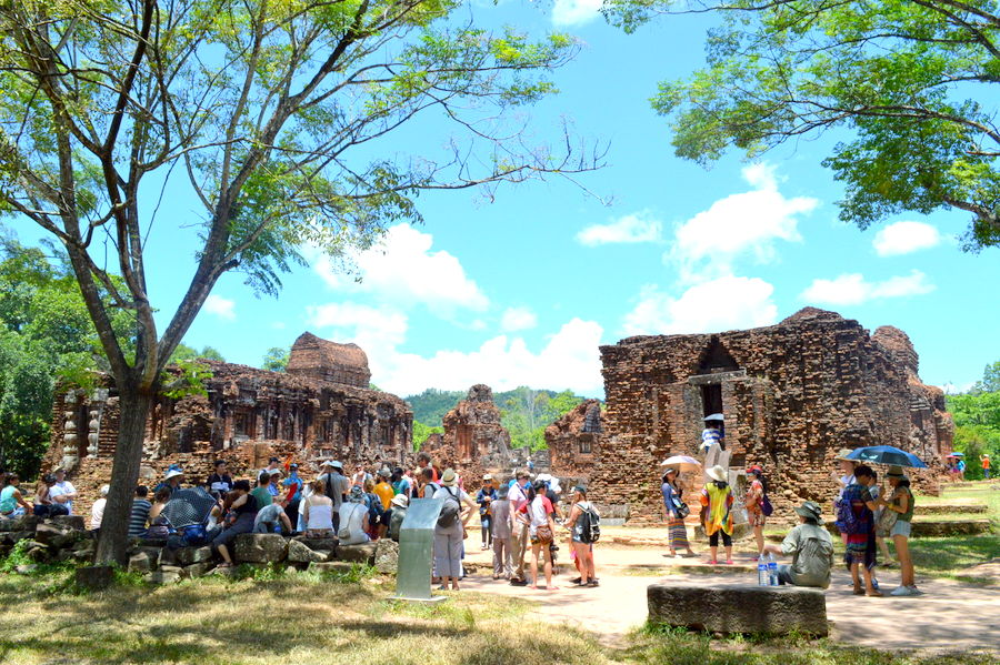 Quy hoạch góp phần bảo tồn và phát huy giá trị Khu di tích Mỹ Sơn