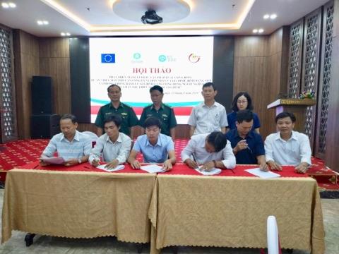 Thúc đẩy bình đẳng giới và phòng chống bạo lực gia đình với người nghèo và dân tộc thiểu số Quảng Bình