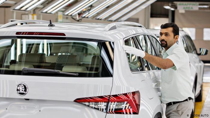 Thị trường ô tô Ấn Độ lao dốc không phanh