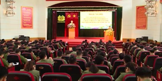 Công an tỉnh Lai Châu đẩy mạnh học tập và làm theo tư tưởng, đạo đức, phong cách Hồ Chí Minh