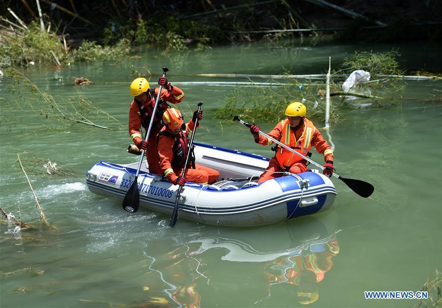 Trung Quốc phân bổ hơn 42 triệu USD hỗ trợ 3 tỉnh gặp bão Lekima