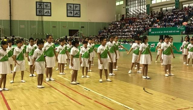 Hà Nội thực hiện nhiều giải pháp nhằm chăm sóc sức khỏe cho học sinh