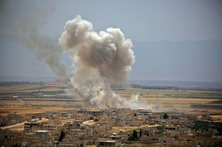 """Syria Thỏa thuận ngừng bắn """"có điều kiện"""" tại Idlib"""