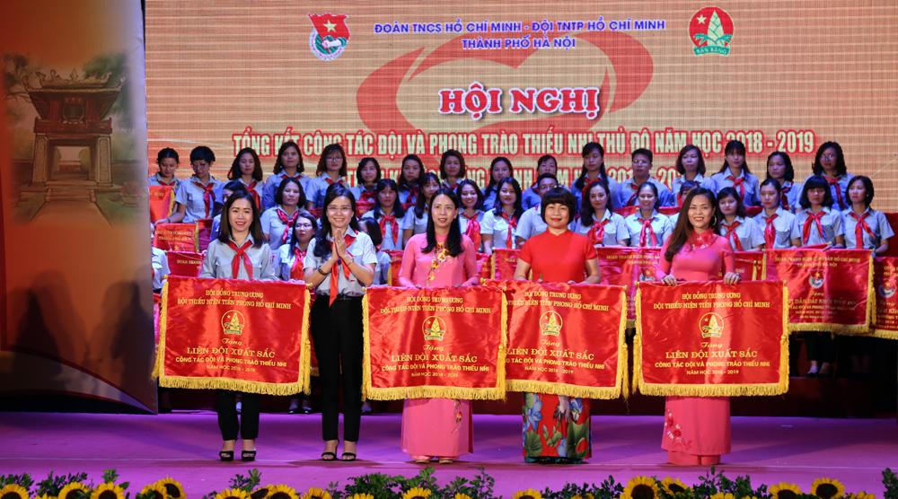 Thành đoàn Hà Nội triển khai nhiệm vụ năm học 2019- 2020