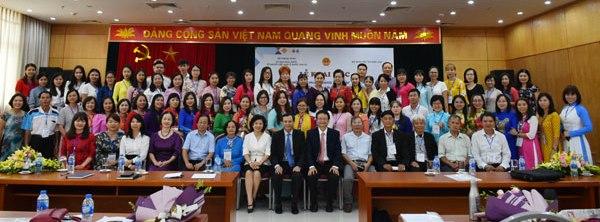 Tiếng Việt quan trọng trong việc gắn kết cộng đồng