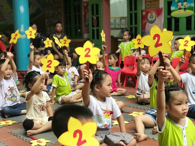 Truyền thông bảo vệ trẻ em Vì lợi ích tốt nhất của trẻ