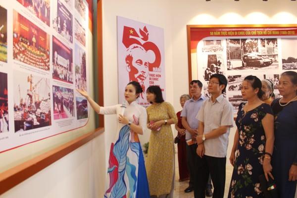 Hải Dương Thiết thực tổ chức các hoạt động kỷ niệm 50 năm thực hiện Di chúc của Bác