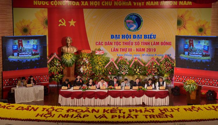 Thực hiện tốt chính sách của Đảng, Nhà nước đối với đồng bào dân tộc thiểu số