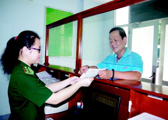 Thực hiện thủ tục biên phòng điện tử tại các cửa khẩu TP Hồ Chí Minh