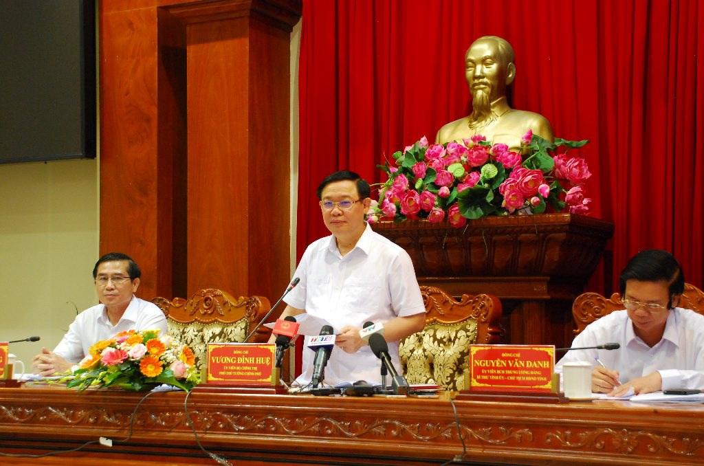 Các khu vực kinh tế của tỉnh Tiền Giang đều tăng trưởng khá