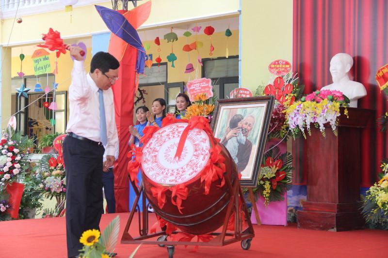 Lãnh đạo Đảng, Nhà nước dự lễ khai giảng năm học mới tại các địa phương