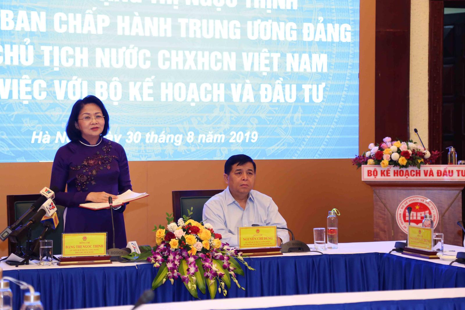 Bộ Kế hoạch và Đầu tư Tiên phong trong cải cách và đổi mới