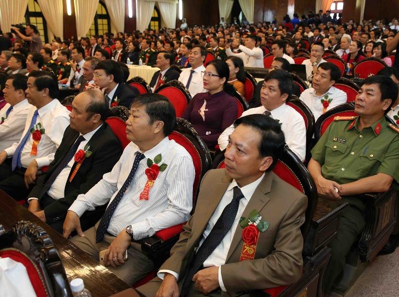 Giữ gìn chuẩn mực văn hoá trường Đảng mang tên Chủ tịch Hồ Chí Minh