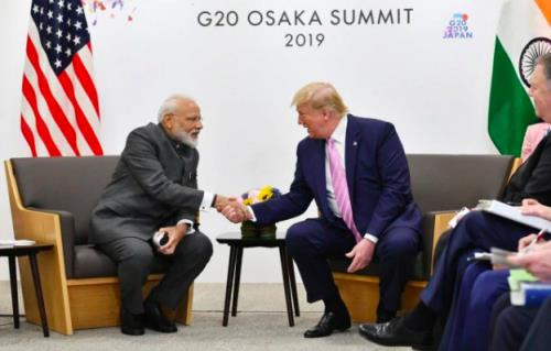 Quốc hội Mỹ muốn khôi phục ưu đãi thương mại với Ấn Độ