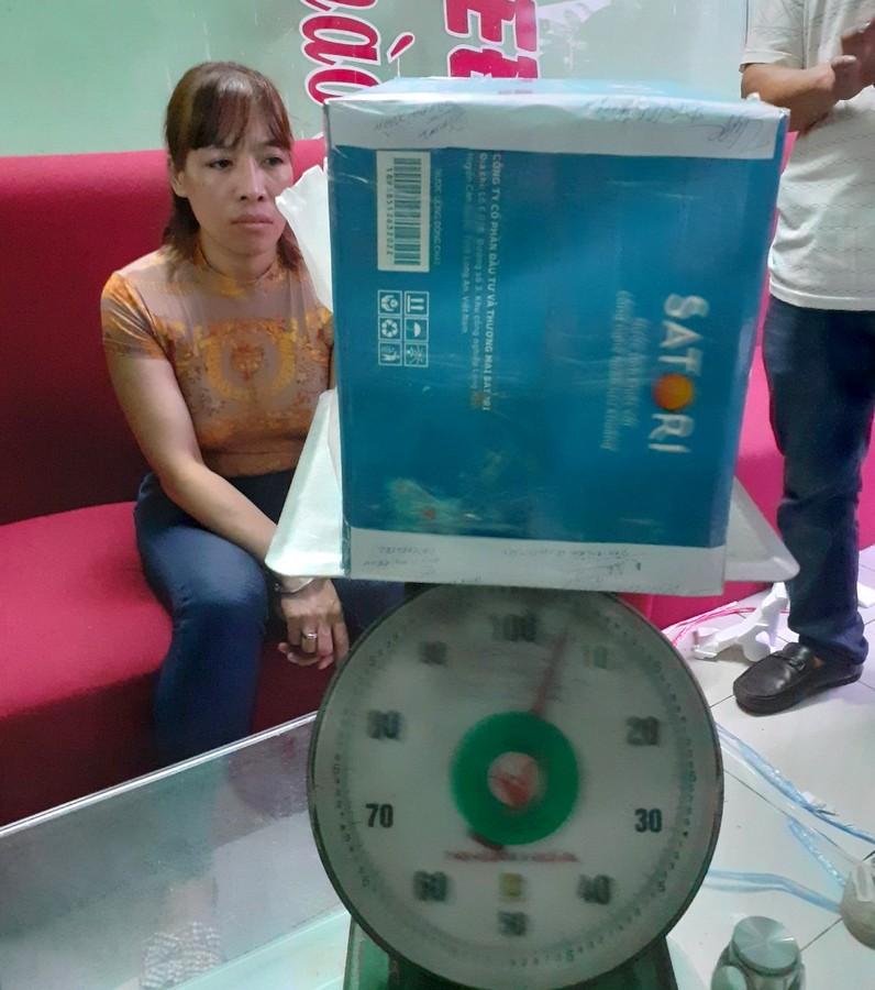 Đà Nẵng Bắt giữ đối tượng vận chuyển 4,5 kg và hơn 3 000 viên ma túy tổng hợp